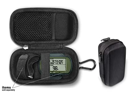 size 40 0c2f6 16cdd Hiking GPS Case Compatible with Garmin Foretrex 401, 301, 201, 601, 701  Hands-Free GPS, Wrist-Mounted Navigator, Compact and Light Weight Strong  case ...