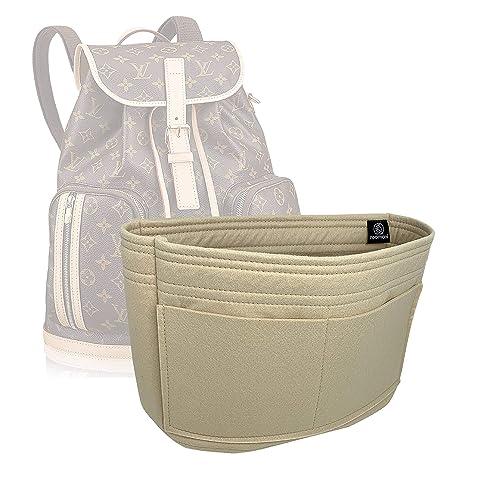 239716a6fc0c Zoomoni LV Bosphore Backpack Insert Organizer - Premium Felt (Handmade/14  Colors)