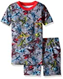 Amazon Price History for:The Children's Place Boys' Tee and Shorts Cotton Pajama Set