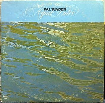 CAL TJADER agua dulce LP Used_VeryGood FANTASY 8416 Vinyl