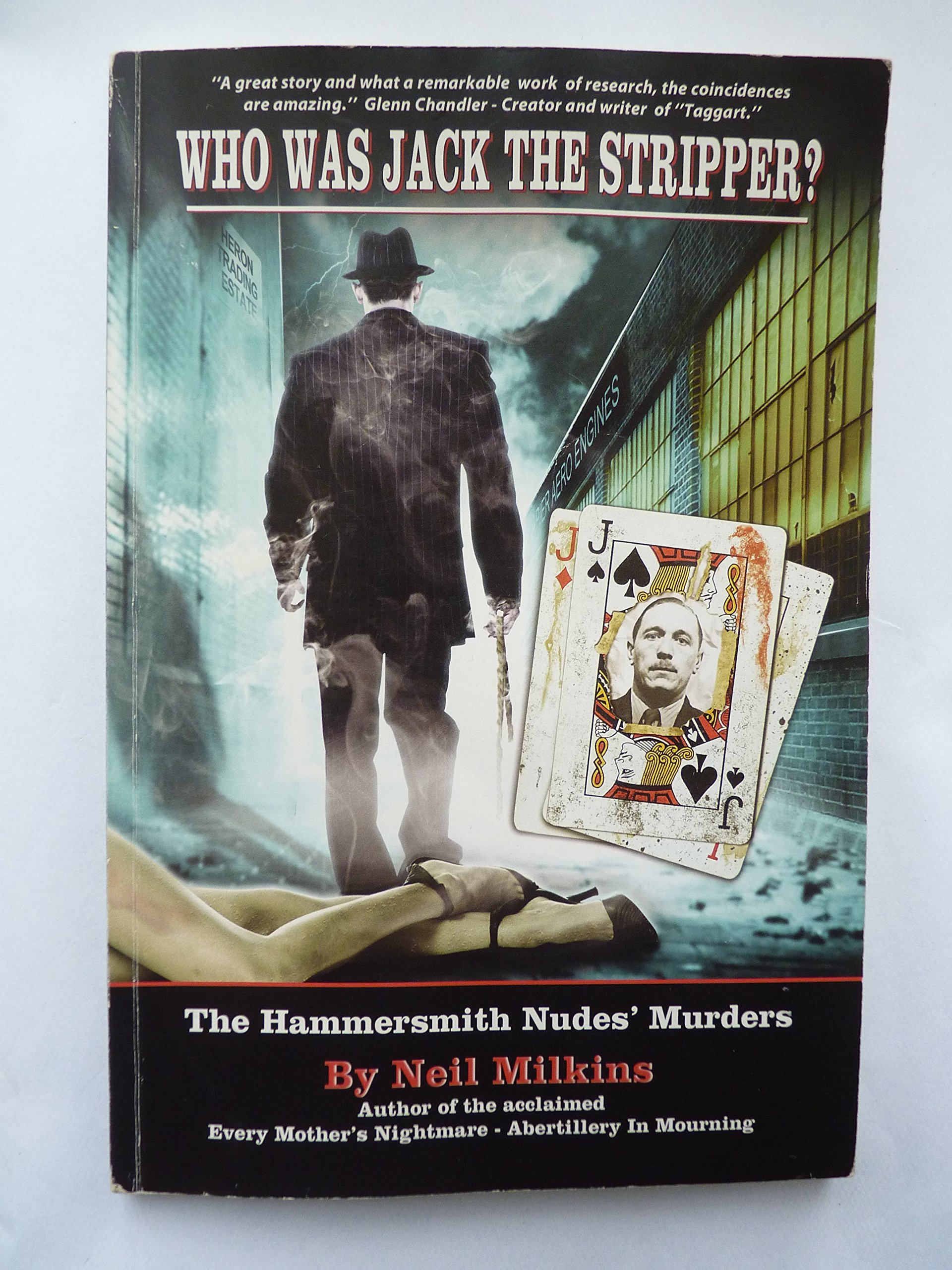 Download Who Was Jack the Stripper?: The Hammersmith Nudes' Murders pdf epub