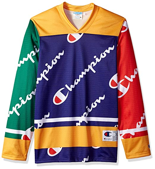 Champion LIFE Men s Hockey Jersey 4e717732e