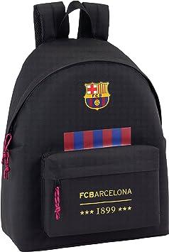 Safta FC Barcelona Oficial Mochila juvenil Day Pack Liso ...