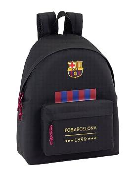fc70e34854a99 Safta FC Barcelona Oficial Mochila juvenil Day Pack Liso 330x150x420mm