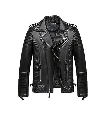 88f8d9532 Mason & Cooper Moto Leather Jacket