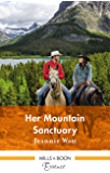 Her Mountain Sanctuary (The Brodys of Lightning Creek Book 6)