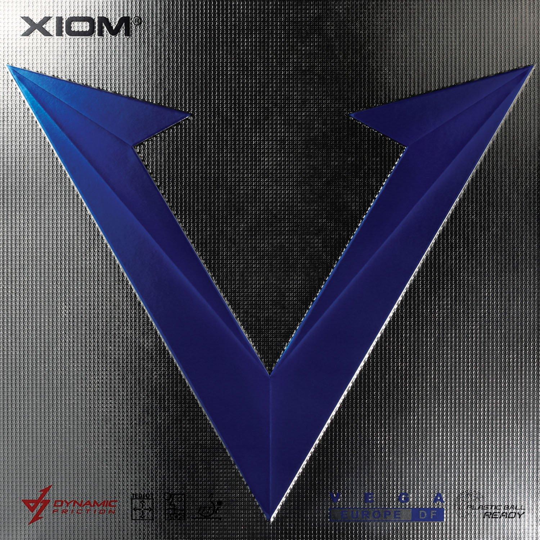 Xiom Vega Euro DF Rev/êtement pour raquette de tennis de table