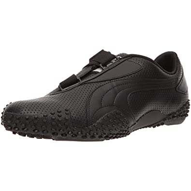 Puma Mostro Perf Leather, Baskets lifestyle homme - Noir (02Black), 47 EU