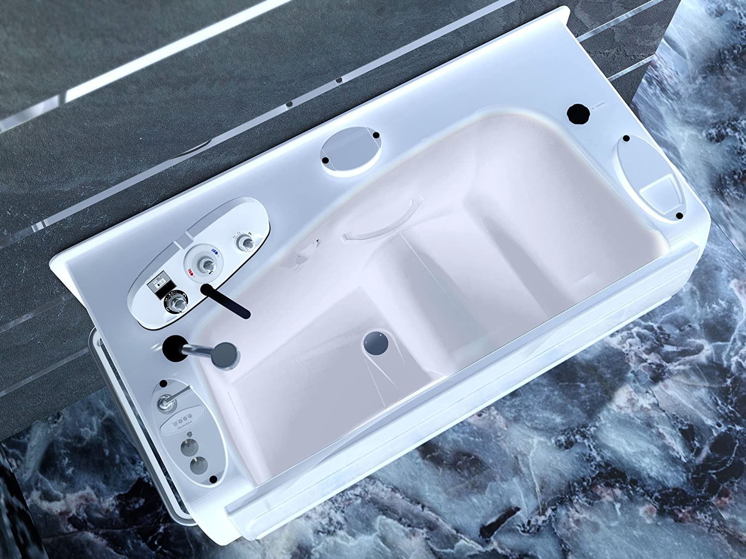 Entree Walk-in Bath Tub Gen II - - Amazon.com