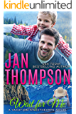 Wait for Me: Inspirational Second Chance Christian Travel Romance Novel with Suspense: A Family Cruise in Alaska…