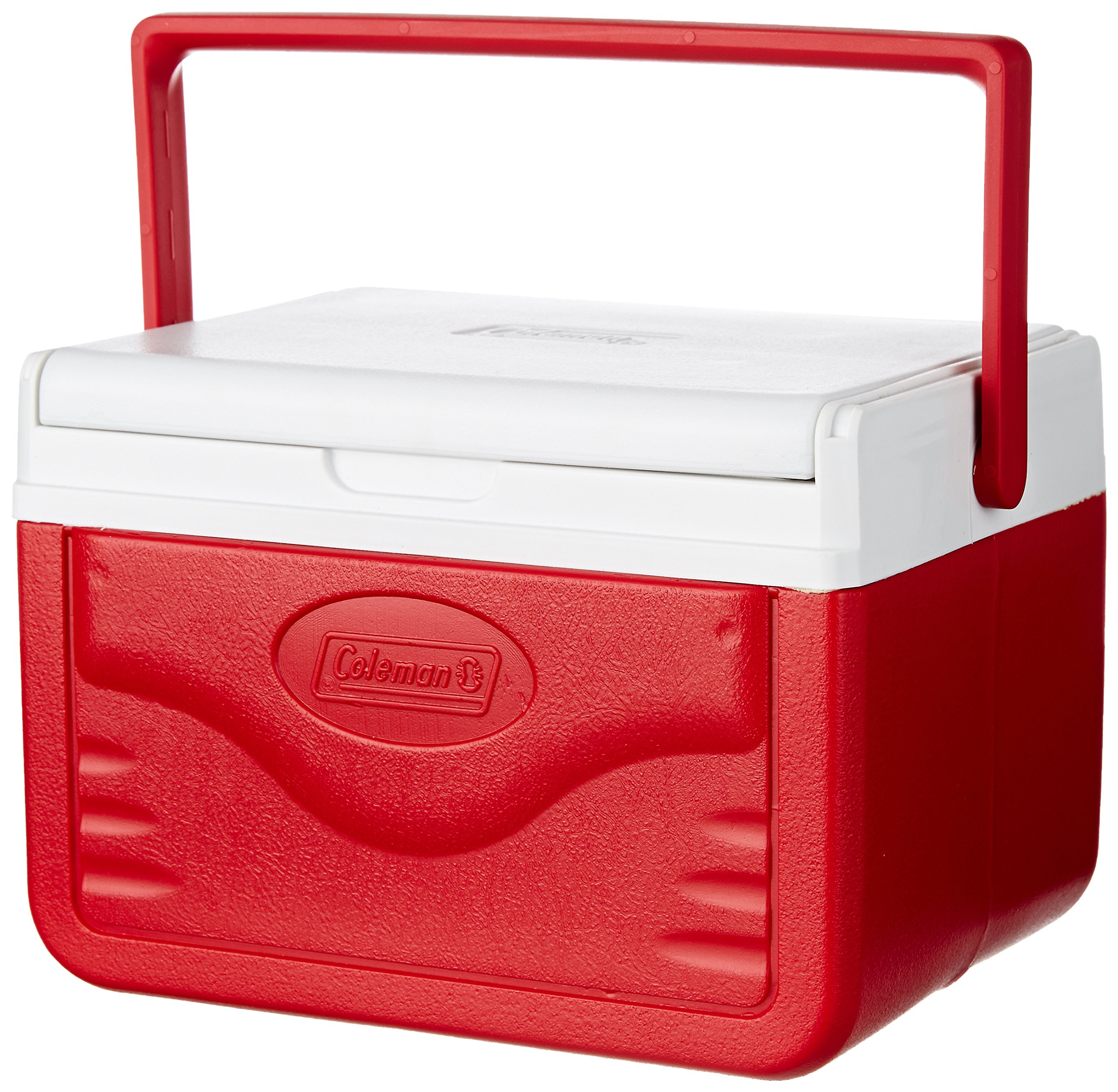 5 Quart FlipLid Cooler Personal Lunch Box Fishing 6 Pack Ice Chest Coleman  sc 1 st  eBay & 5 Quart Flip Lid Cooler Personal Lunch Box Fishing 6 Pack Ice ... Aboutintivar.Com