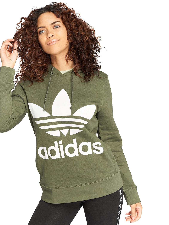 adidas Women's Trefoil Hoodie DH3134