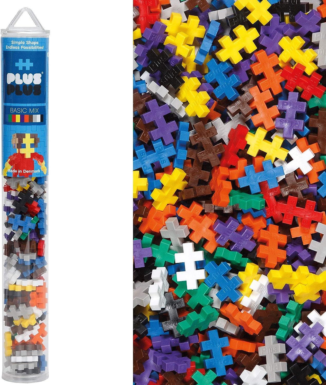 Plus-Plus-4023 Puzzle de construcción, (4023)