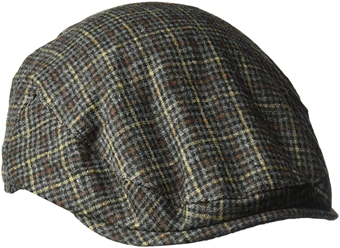 35785937e7123 Country Gentleman Men s British Classic Patterned Flat Ivy Cap at ...