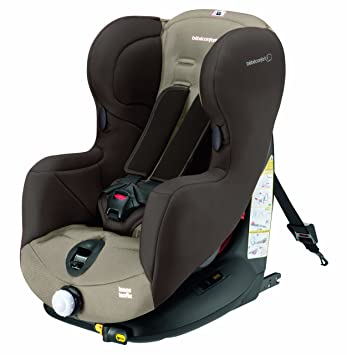 Bebe Confort Car Seat Iseos Isofix Group 1 9 18 Kg Walnut