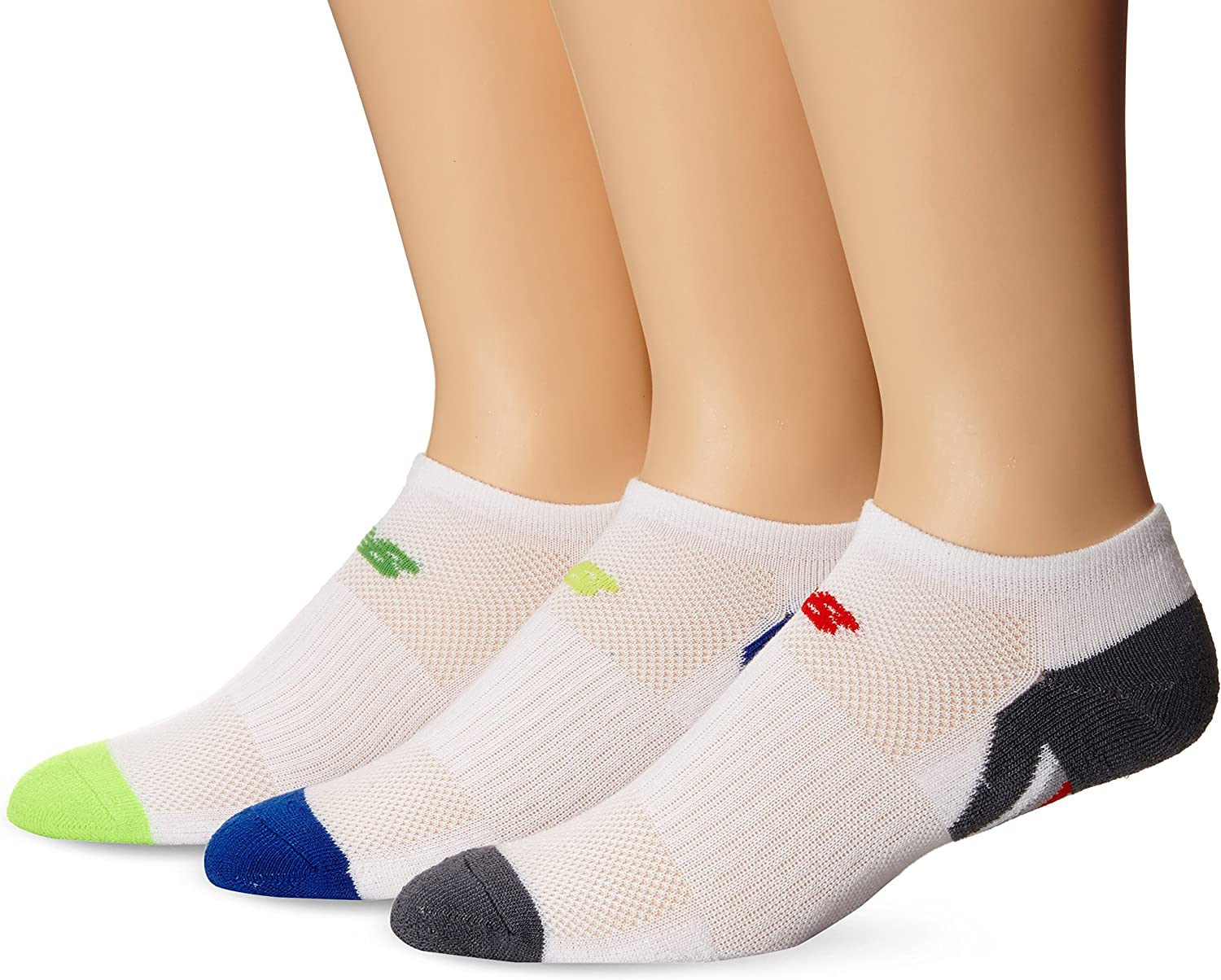 2 Pair New Balance Mens Performance Crew Socks
