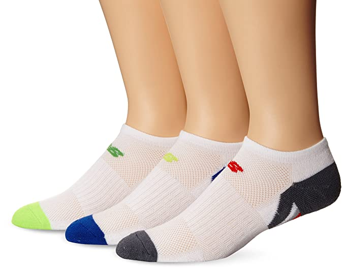 b974f5123 Amazon.com: New Balance Men's 6 Pack Core Crew Socks,White,Shoe Size: 9 -  12.5 Men's / 10 - 12 Women's (Large): Clothing
