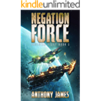 Negation Force (Obsidiar Fleet Book 1)