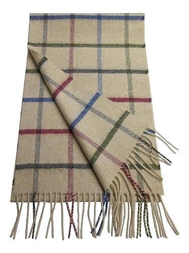 MADE IN SCOTLAND 100% cashmere sciarpa