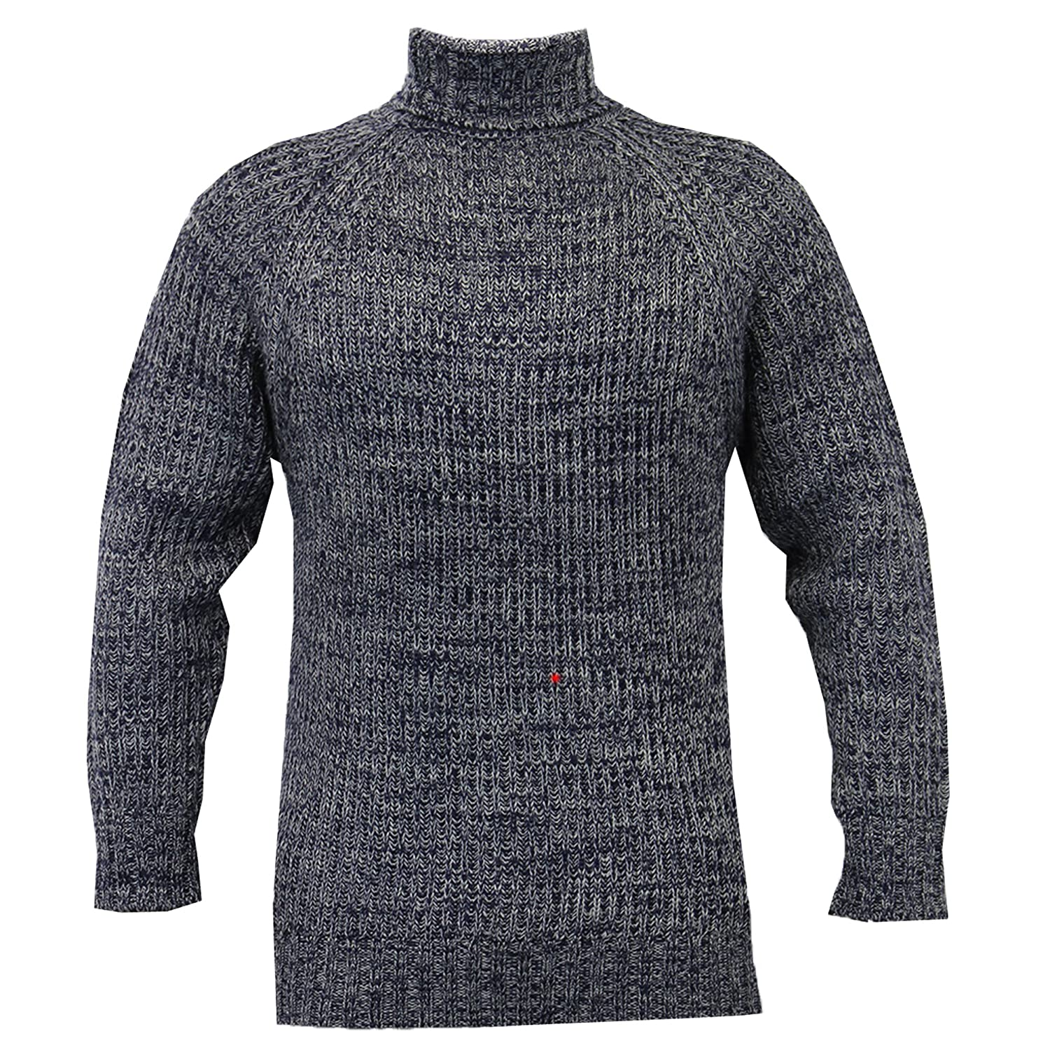 Brave Soul Mens Stylish Knitted Jumpers 273BIBLE