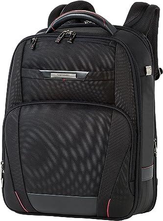 Oferta amazon: Samsonite PRO-DLX 5 - Backpack Expandable for 15.6'' Laptop 21/26L, 1.4 KG Mochila tipo casual, 44 cm, 21 liters, Negro (Black)
