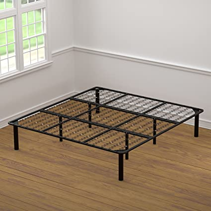 amazon com handy living bed frame king kitchen dining