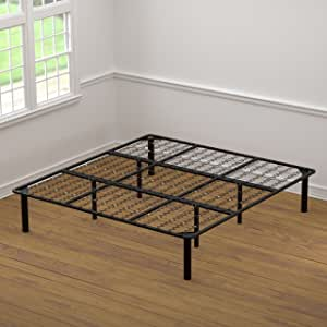 Handy Living 2-in-1 Bed Frame and Box Spring Combination, King
