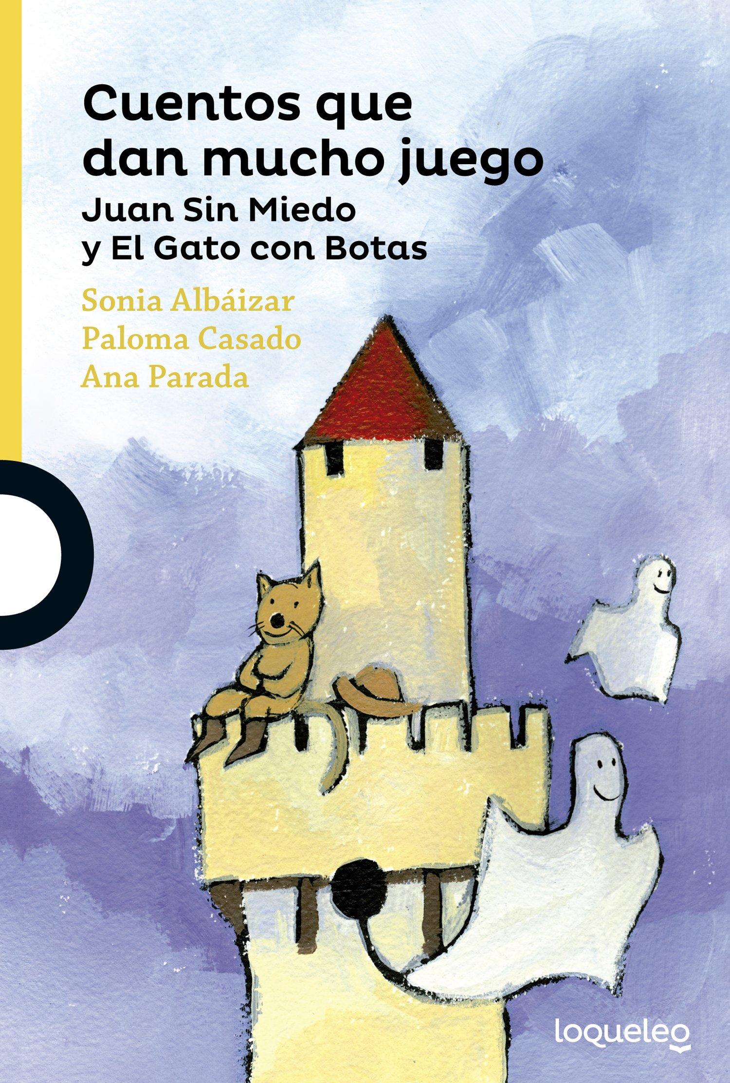Cuentos que dan mucho juego (Spanish) Paperback – January 1, 2016