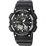 Casio Men's AEQ110W-1AV Analog and Digital...