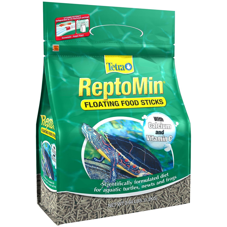 Amazon.com: Tetra ReptoMin Sticks Reptile Food, 2.64-Pound: Pet Supplies