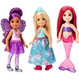 Barbie Dreamtopia Chelsea Dolls (3 Dolls)