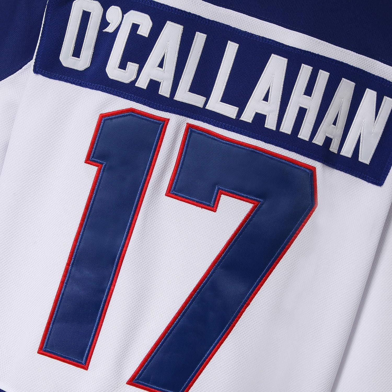 Youth 1980 Team USA Ice Hockey Jersey, 21 Eruzione 17 O'Callahan 30 Craig Boys Ice Hockey Jerseys: Clothing