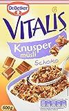 Dr. Oetker Vitalis Knusper Schoko, 5er Pack (5 x 600 g)