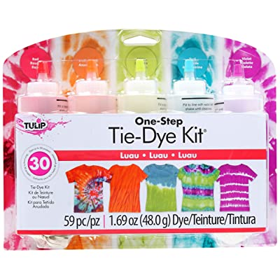 I Love To Create Tulip One-Step Tie-Dye Kit, Large, Luau: Arts, Crafts & Sewing