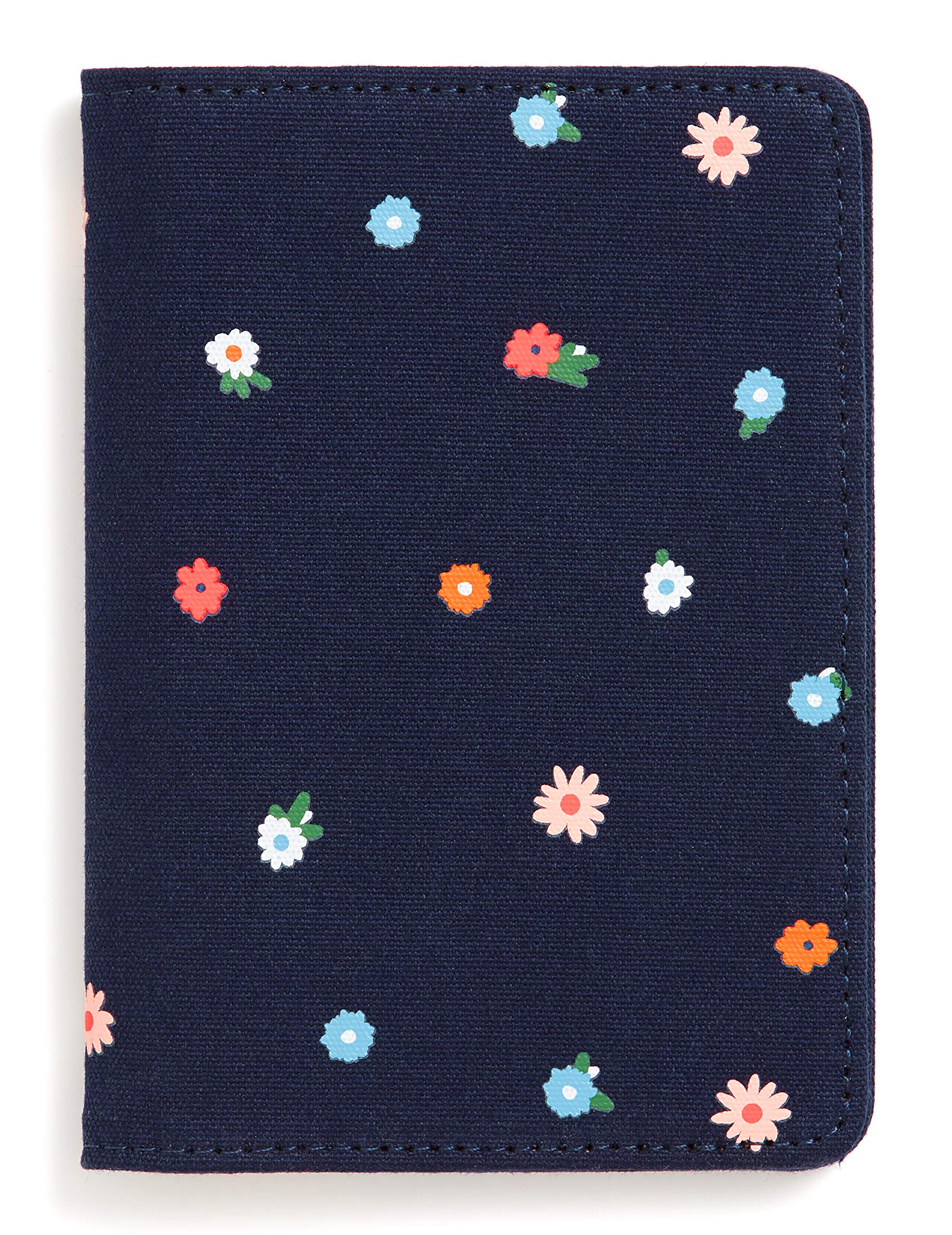 ban.do Women's Getaway Passport Holder/Cover with Card Slots, Field Day