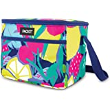 PackIt Fully Freezable Everyday Lunch Box Cooler, Fruitopia