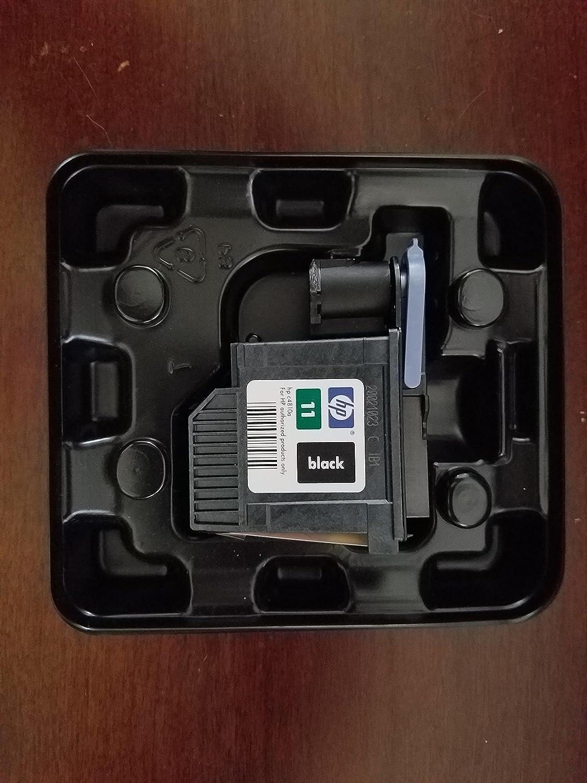 Tinta cabezal de impresión negro HP No 11: Amazon.es: Bricolaje y ...