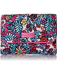 872b1ad529ca Vera Bradley Iconic RFID Riley Compact Wallet