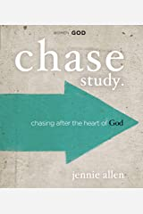 Chase Study Guide: Chasing After the Heart of God Paperback