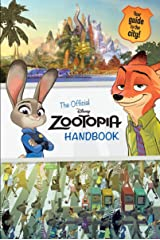 Zootopia: The Official Handbook (Disney Zootopia) Paperback