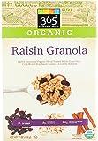 365 Everyday Value, Organic Raisin Granola, 17 oz