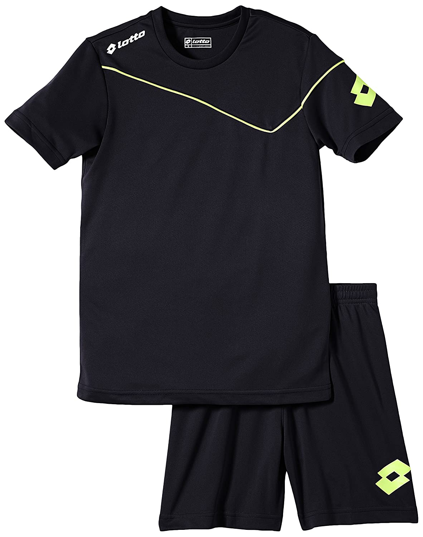Lotto Sport Jungen Shirt mit Short Kit Sigma JR