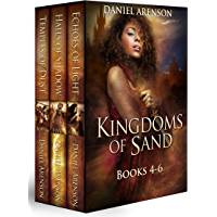Kingdoms of Sand: Books 4-6