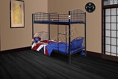 Etagenbett Schutzgitter : Foxhunter 3 ft einzel metall rahmen etagenbett kinder kids twin