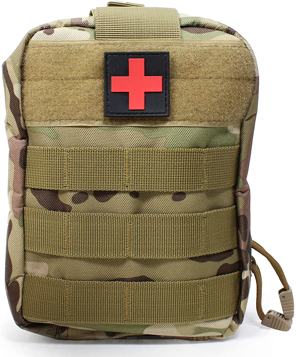 Outdoor Tactics Survival Molle Pouch First Aid Kit Emergency Medical Utility Bag