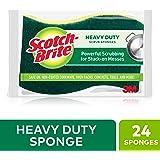 scotch-brite scrub sponge, heavy duty, 3-count by scotch-brite