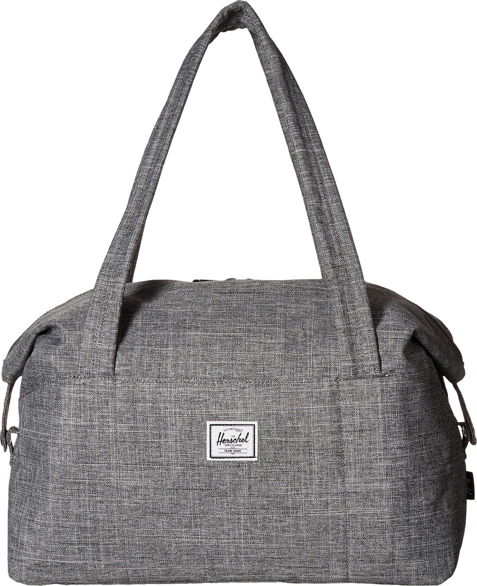Herschel Supply Co. Strand XS Duffle, Raven Crosshatch, One Size