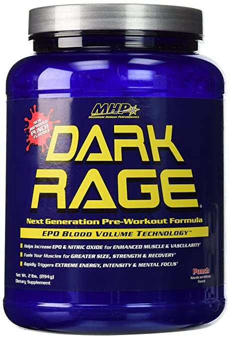 Buy Mhp Dark Rage 908 G Fruit Punch Online At Low Prices In India Amazon In