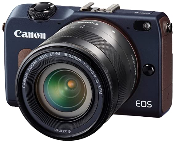 Review Canon EOS M2 Mirrorless