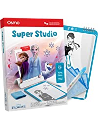 Osmo - Super Studio Disney Frozen 2 Game - Ages 5-11 - Learn to Draw Elsa, Anna, Olaf & More Favorites & Watch Them Come...